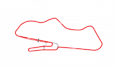 Donington Park Track