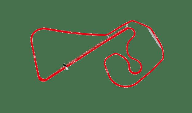 Sachsenring Track
